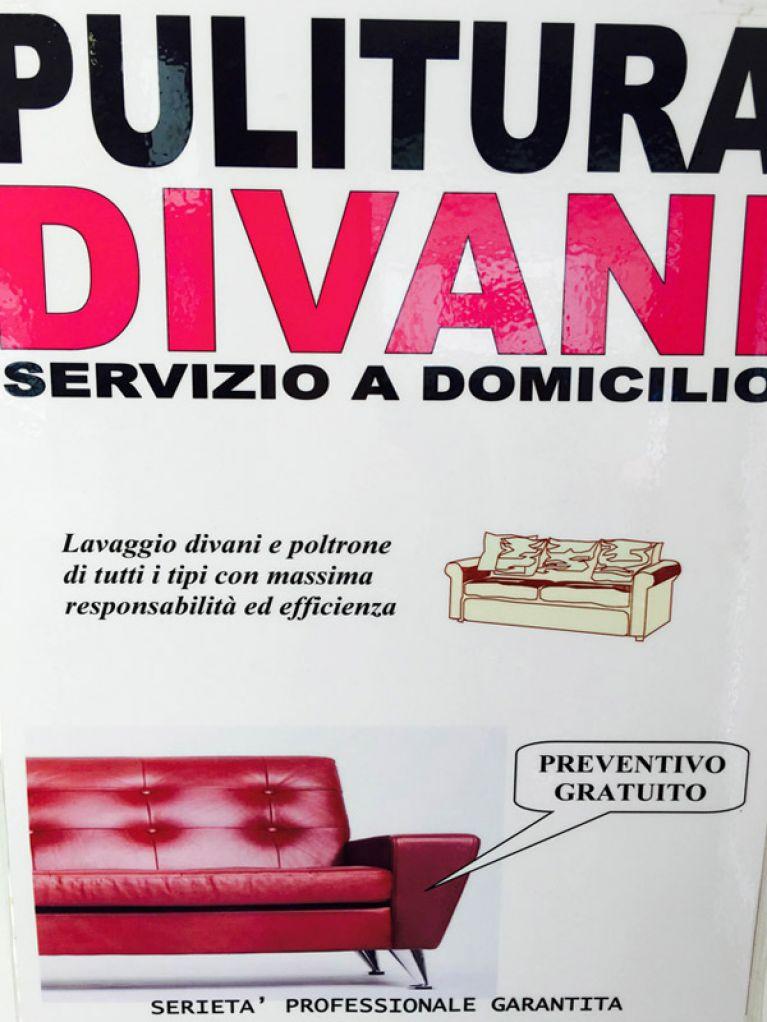 Pulizia divani sfoderabili e non